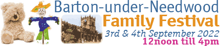 Barton under Needwood Gardens Festival Logo